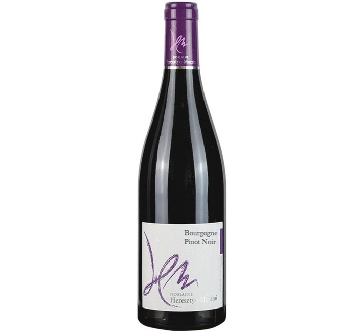 2015 Bourgogne Pinot Noir, Domaine Heresztyn-Mazzini