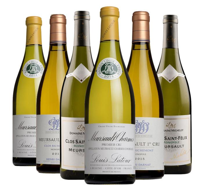 Magical Meursault Fine Wine Case 2