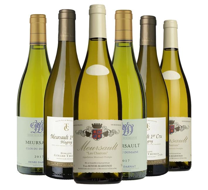 Magical Meursault Fine Wine Mixed Case
