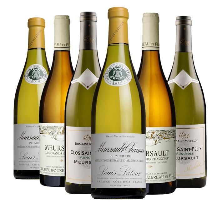 Magical Meursault Fine Wine Case