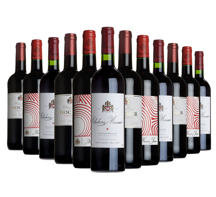 Chateau Musar New Vintage Case