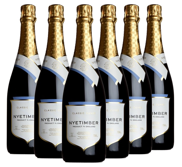 CASE DEAL | Classic Cuvée, Nyetimber, England