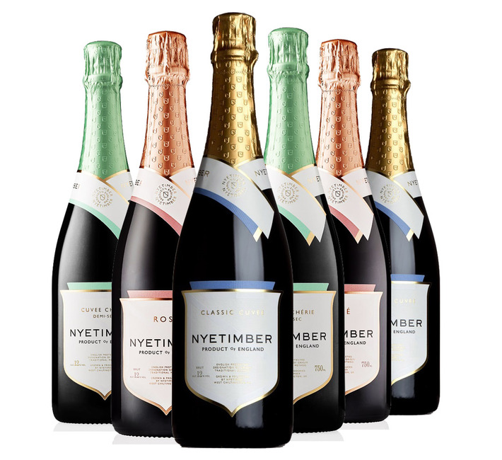 Nyetimber Classic Mixed Case