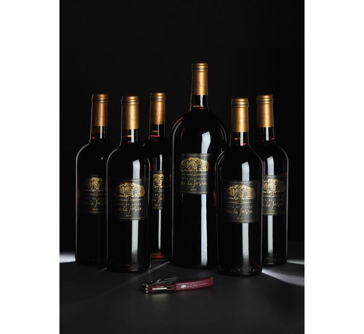 Domaine de la Jasse Tête de Cuvée Fine Wine Pack
