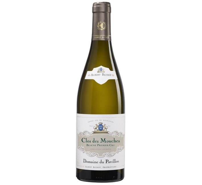 2018 Beaune Blanc 1er Cru Clos des Mouches, Domaine du Pavillon