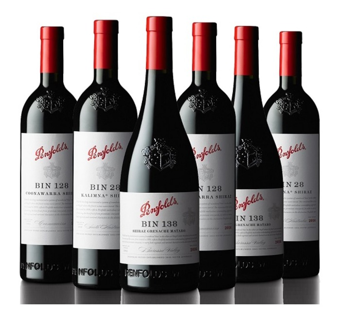Penfolds Mixed Case