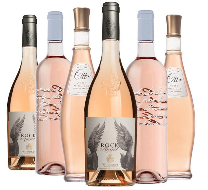 Côtes de Provence RoséFine Wine Case