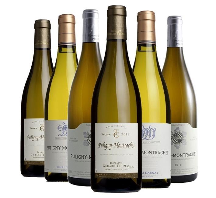 Puligny-Montrachet Fine Wine Mixed Case