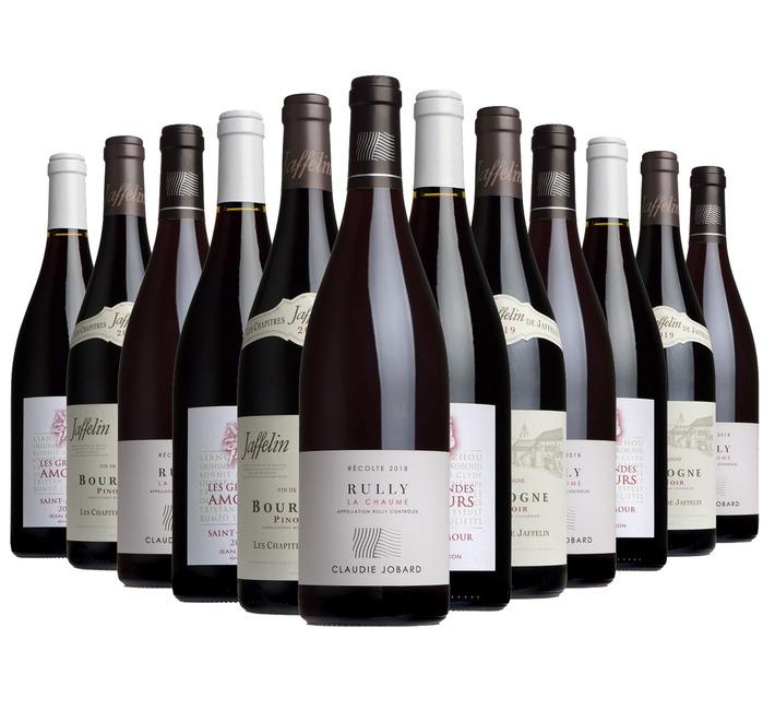 Burgundian Masters Mixed Case