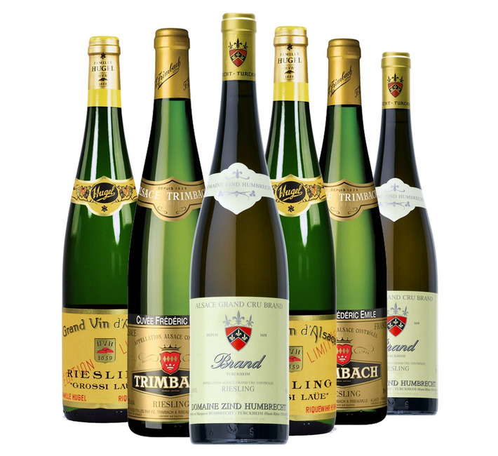 Dry Riesling Fine Wine Mixed Case