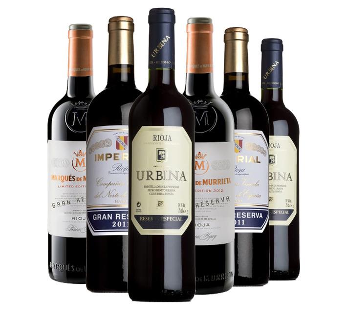 Rioja Gran Reserva Mixed Case