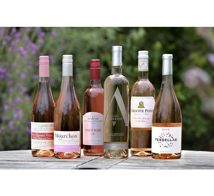 Fine Rosé Mixed Case