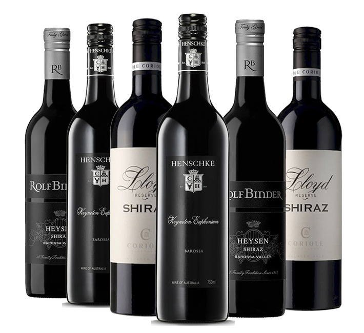 Top Shiraz Mixed Case