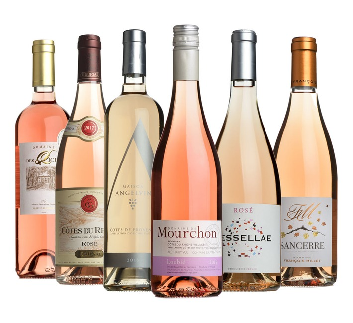 The Summer Rosé Collection