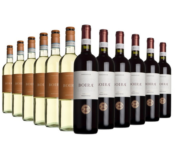 The Boirà Mixed Case
