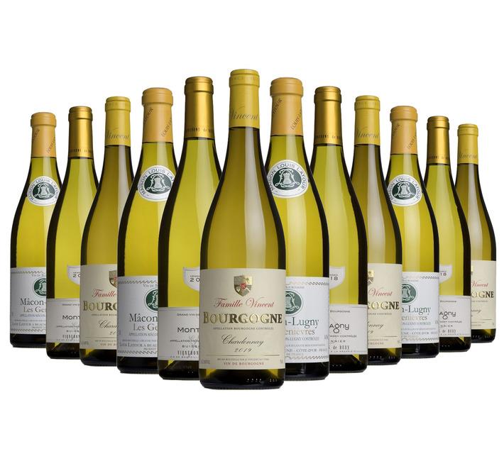 White Burgundy MastersCase