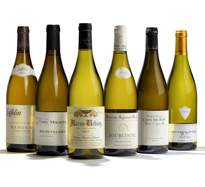 White Burgundy Mixed Case