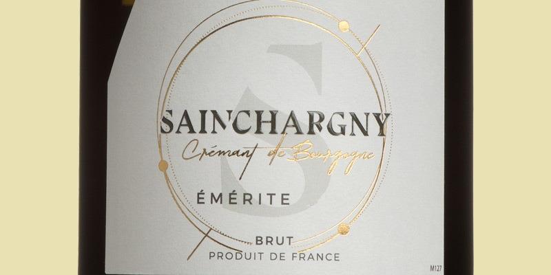 Crémant de Bourgogne 'Émérite', Sainchargny 2016