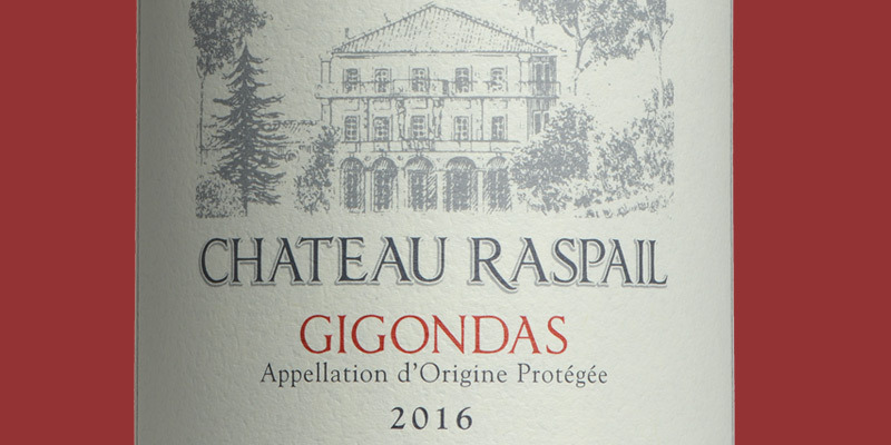 Gigondas, Château Raspail 2016