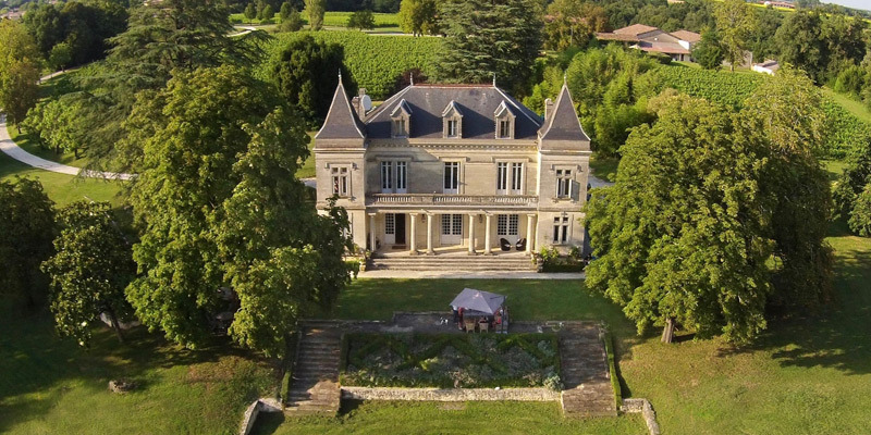 Château Bauduc Sauvignon Blanc 2020