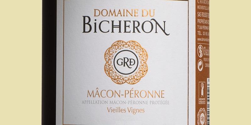 Domaine du Bicheron Mâcon-Péronne, Burgundy 2018