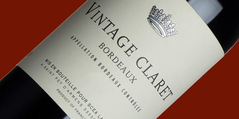 Vintage Claret 2018