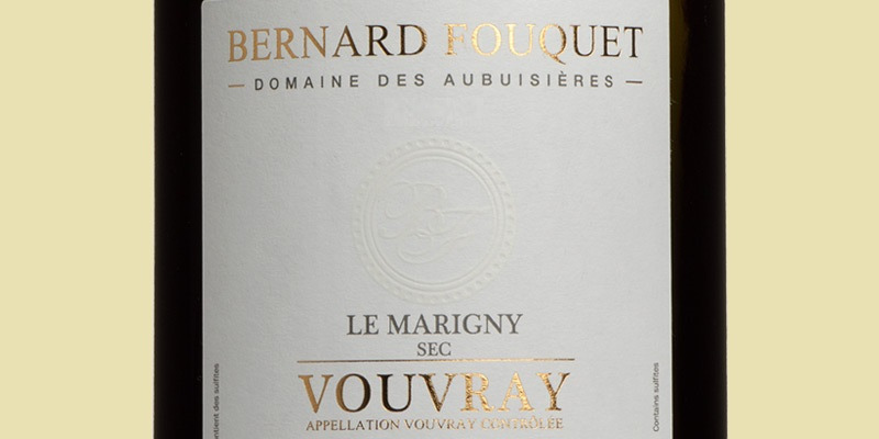 Bernard Fouquet, Vouvray Le Marigny Sec 2020