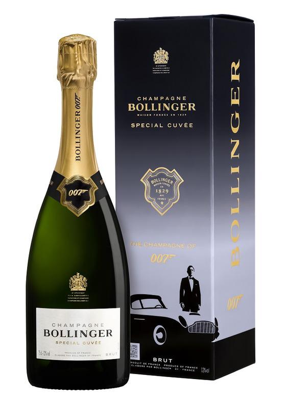 Special Cuvée 007 Limited Release, Bollinger