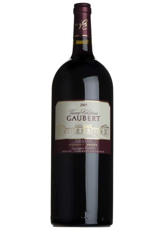 2009 Vieux Château Gaubert, Graves (Magnum)