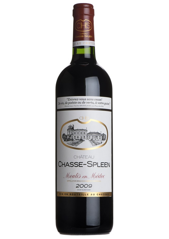 Château Chasse-Spleen, Moulis-en-Medoc 2009