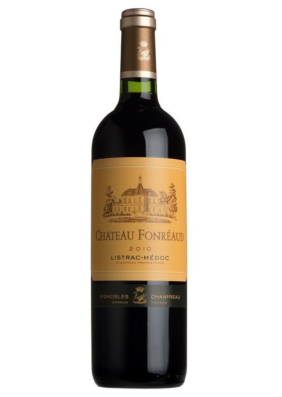 Château Fonreaud, Cru Bourgeois Listrac 2010