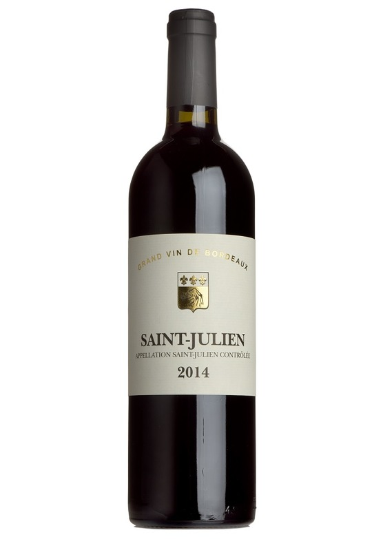 St Julien Bordeaux Wine 2014