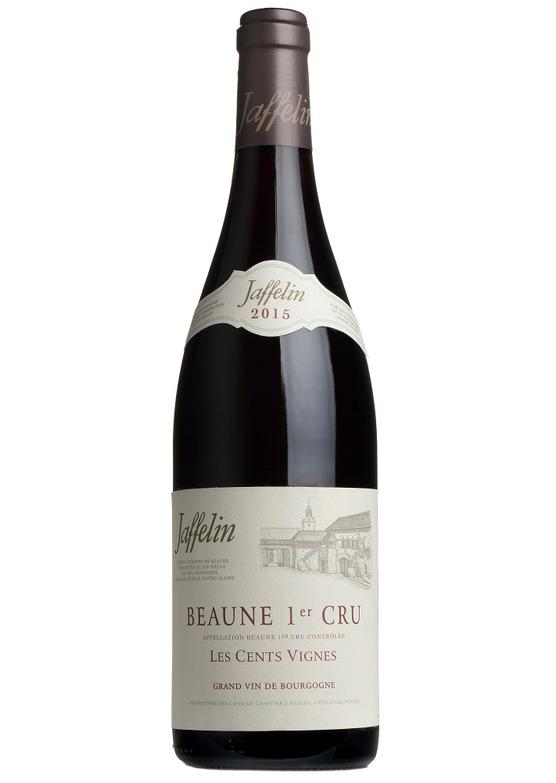 Beaune 1er Cru Les Cents Vignes, Maison Jaffelin 2015