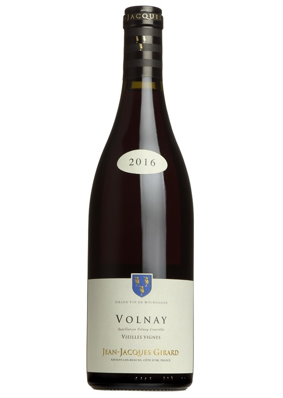 2016 Volnay Vieilles Vignes, Domaine Jean-Jacques Girard