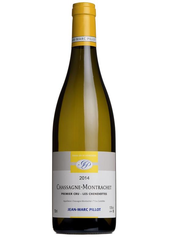 2014 Chassagne-Montrachet 1er Cru Les Chenevottes, Jean-Marc Pillot