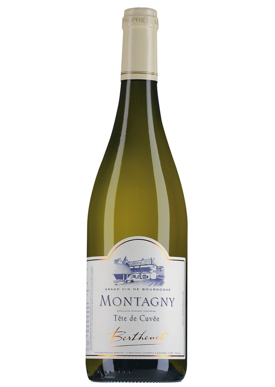 2015 Montagny Tête de Cuvée, Domaine Berthenet