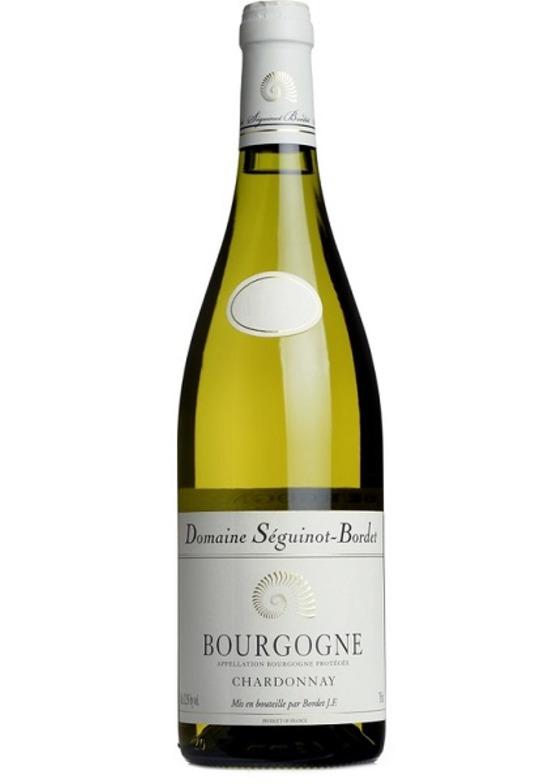 2018 Bourgogne Blanc, Séguinot-Bordet, Burgundy