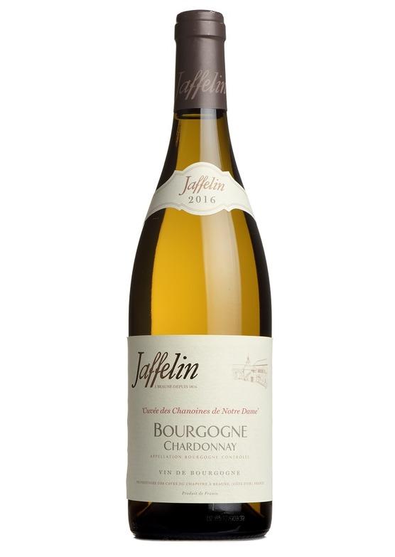 2016 Bourgogne Chardonnay 'Cuvée de Chanoines de Notre Dames', Maison Jaffelin