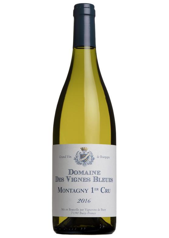 Montagny 1er Cru, Domaine Des Vignes Bleues 2016