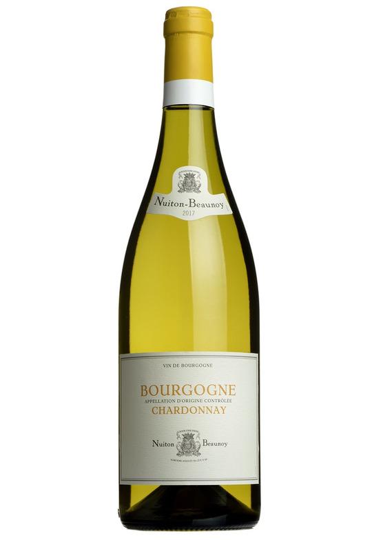 2017 Bourgogne Blanc, Nuiton-Beaunoy