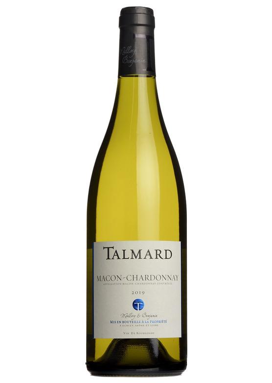 2019 Macon Chardonnay, Domaine Talmard