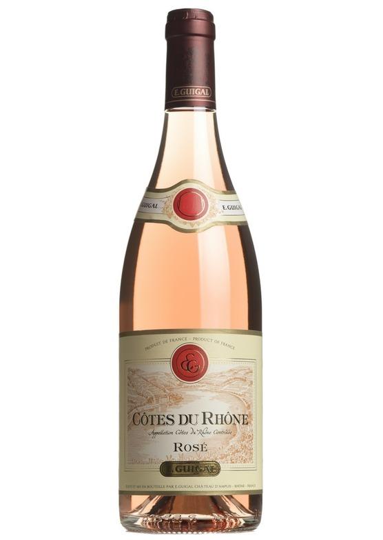 2018 Côtes du Rhône Rosé. E.Guigal