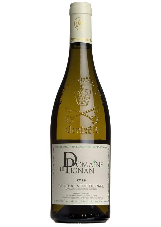 2019 Châteauneuf-Du-Pape Blanc, Domaine De Pignan