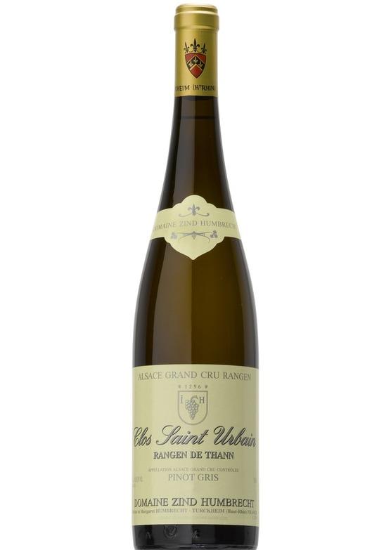 2015 Pinot Gris Rangen Thann Clos Saint Urbain, Zind Humbrecht