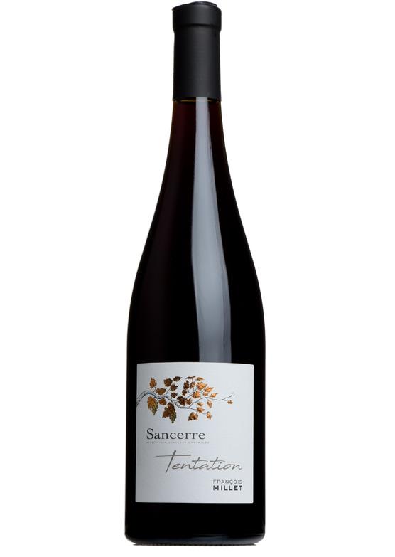 2015 Sancerre 'Cuvée Tentation' Rouge, François Millet