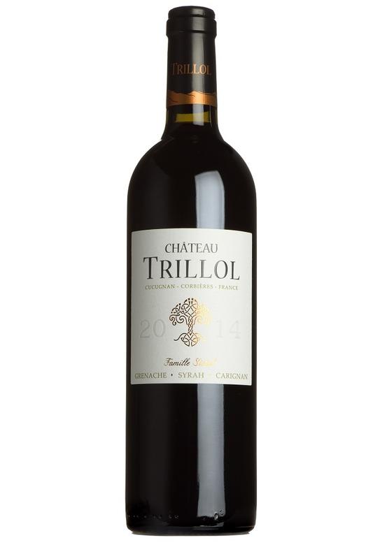 Château Trillol, AOC Corbières Cucugnan, Languedoc 2014