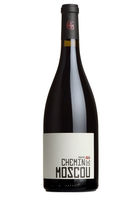 2016 Chemin de Moscou, Domaine Gayda, Languedoc