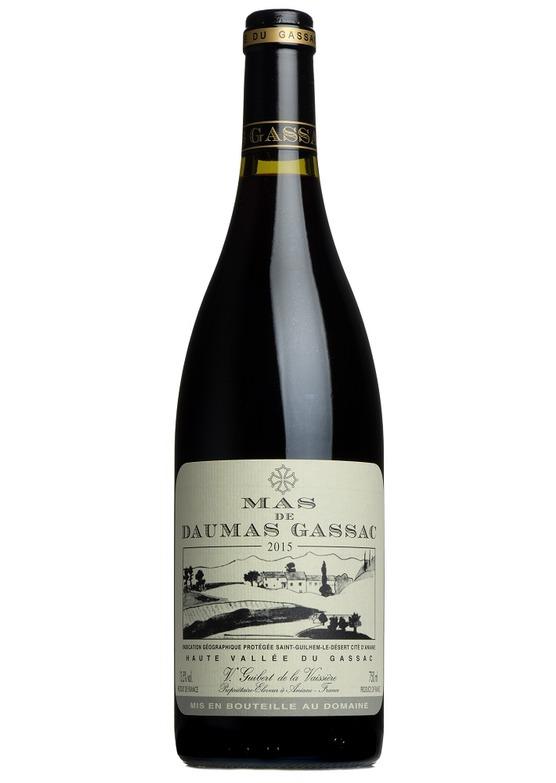 Mas de Daumas Gassac, Vin de Pays de l`Hérault 2015