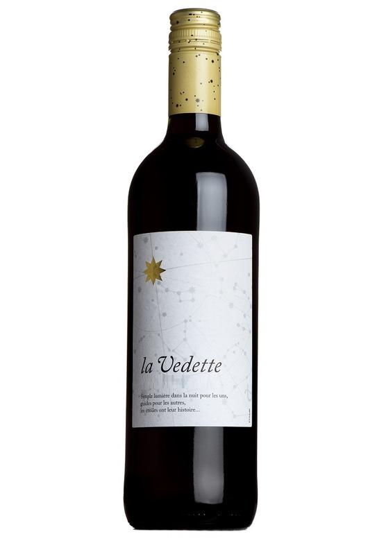 2017 Malbec, La Vedette, Vin de Pays