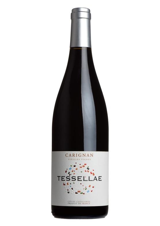 2016 Carignan Vieilles Vignes, Tessellae, Côtes Catalanes